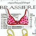 The Illustrated Brassiere- BACK IN STOCK!