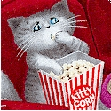 Scaredy Cats at the Movies - BACK IN STOCK!