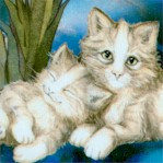 Be Pawsitive - Adorable Cats and Kittens by Jody Bergsma (Digital)
