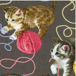 Furrever Friends - Playful Cats with Yarn
