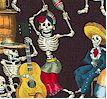 Fiesta de Los Muertos - BACK IN STOCK!