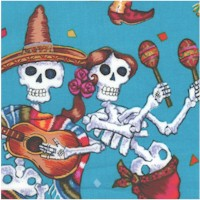 Folklorico - Parranda de los Muertos - Party of the Dead