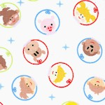 Space Age - Small-Scale Adorable Astronauts