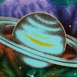 Stargazers 5 - Gilded Galaxy