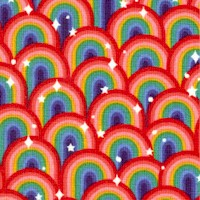 Over the Rainbow - Packed Rainbows and Stars