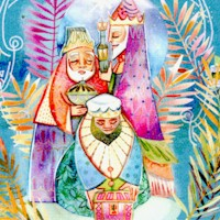 Christmas Peace - 3 Kings