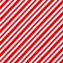 Diagonal Candy Cane Stripe