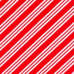 Mini Candy Cane Stripe