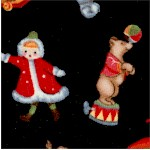 A Jolly Christmas II - Tossed Vintage Toys