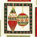 Joyful Christmas - Gilded Holiday Patchwork