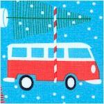 Swell Noel - Retro Christmas Tree Trips