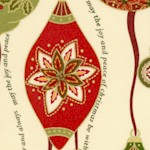 Holiday Charm - Gilded Ornaments