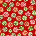Candyland Christmas - Petite Peppermints by Max and Nobie