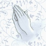 Our Father - Tossed Hands in Prayer