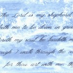 Bible Study - The Lord's Psalm on Ocean Waves