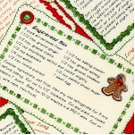 Cookie Jar Treats - Tossed Cookie Recipe Cards
