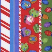 The Hallmark Collection - Christmas Vertical Stripe