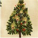 Victorian Christmas - Elegant Small Scale Trees