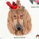 Doggie Drama - Whimsical Canine Portraits