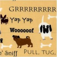 Dog Talk on Butterscotch