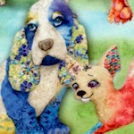 Good Dogs Too (Digital) - 43 Inches Wide