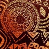 Kenta - African Geometric Motif