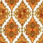 Royal Paisley and Medallions #2