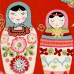 Zhivago - Nadya Gilded Matryoshka Nesting Dolls #2