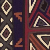 Aztec Vertical Stripe