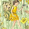 Sunshine Fairies  with Glitter by Cicely Mary Barker - BACK IN STOCK!