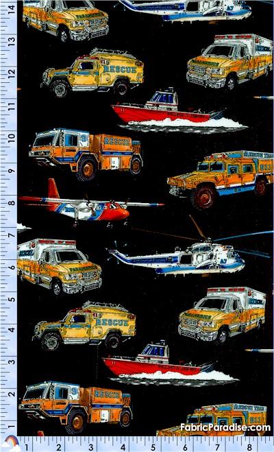 FIRE-rescue-U201