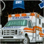 What the Doctor Ordered - First Responders' Equipment and Symbols #1 By Dan Morris