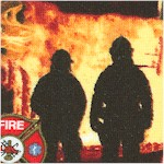 Under Fire - Firefighter Scenes - TEMPORARILY OUT OF STOCK. PLEASE CHECK BACK.