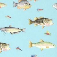 Go Fish - Keep it Reel - Fresh Fish on Aqua
