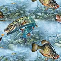 Keep it Reel - Jumping Freshwater Fish