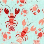 Off Shore - Lobsters and Crabs by Deena Rutter