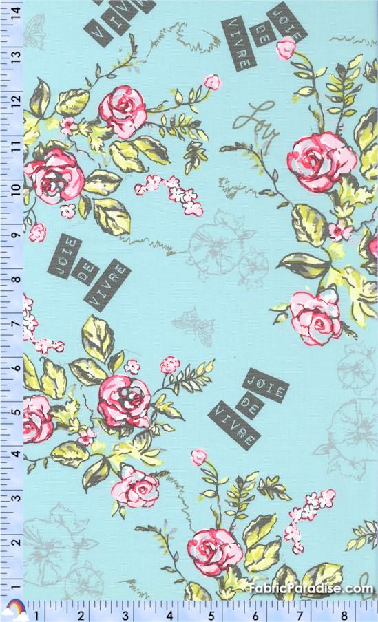 FLO-floral-W553