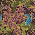 Botanica - Elegant Gilded Leaves