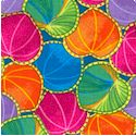 Calypso - Colorful Packed Leaves by Ro Gregg  -BACK IN STOCK!