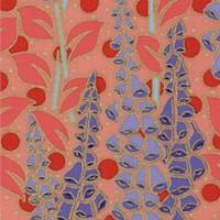 Camden Café - Gilded Art Deco Bell Flowers