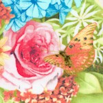 Grand Cayman - Tropical Bouquet by Marjolein Bastin