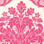 Dorothy - Elegant Pink and Ivory Damask by Anna Griffin