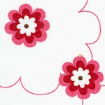 Hoot - Cheerful Floral on Ivory