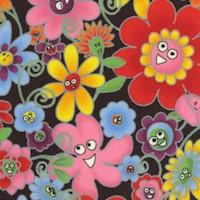 Flower Power - Whimsical Flowers by Yuko Hasegawa