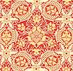 All Spice Tapestry - Fig Tree Quilts: Lace-Look Floral