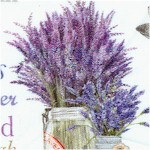 Everyday Favorites - Lavender Recipes on Ivory