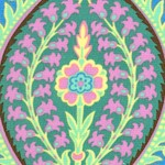 Alchemy - Organic Quilting Fabric - Imperial Paisley by Amy Butler