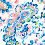 By the Sea Water Paisley by Laura Ashley