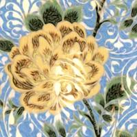 Pastiche- Rose Vine Floral