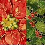 Reversible Quilted  Holiday Editions